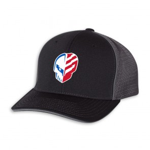 """C8.R """"American Made Jake""""   SportMesh Fitted Cap"""