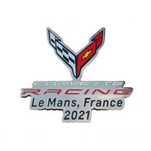 Corvette Racing | 2021 Le Mans Event Pin