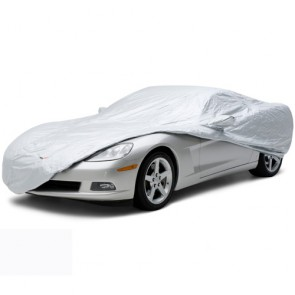 Corvette Car Cover - C6 - Silverguard Plus Outdoor