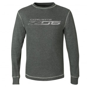 Vintage Corvette Z06 Thermal | Charcoal Heather