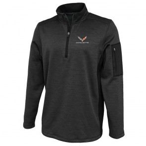 C7 Roadway Quarter-Zip  | Graphite