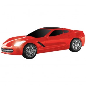 Corvette Power Bank with Flashlight