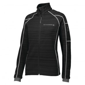 Ladies Weatherproof Fleece Jacket - Black