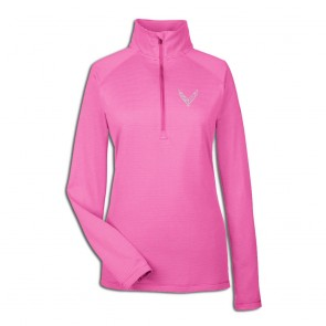 C8 Corvette Ladies | Under Armour® Quarter-Zip