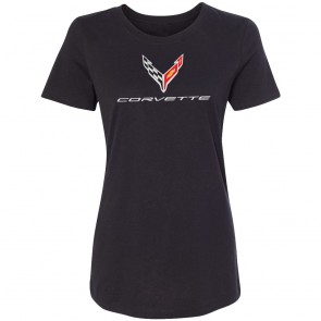 C8 Corvette Ladies | Signature Tee