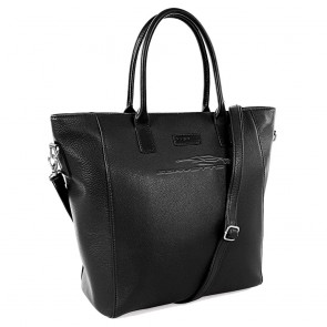 C8 Corvette | Leather Crossbody Tote