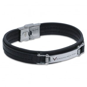 2020 Corvette | Leather Bracelet