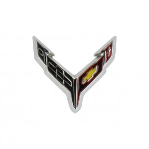C8 Corvette Launch | Lapel Pin