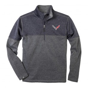C7 Corvette | Men's Diamond Pullover