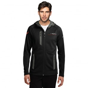 2020 Corvette Eddie Bauer® | Men's Hooded Fleece
