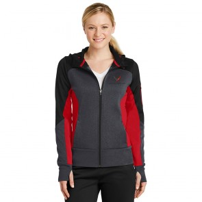 C8 Corvette Ladies | Knit Hooded Jacket