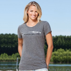 C8 Corvette | Ladies Car Gesture Tee