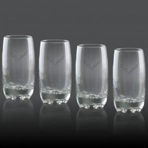 C7 Corvette   14 oz Glassware Set