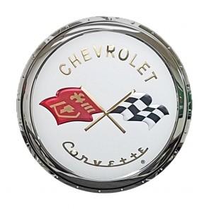 Corvette C2 Emblem Sign | 1963 - 1967