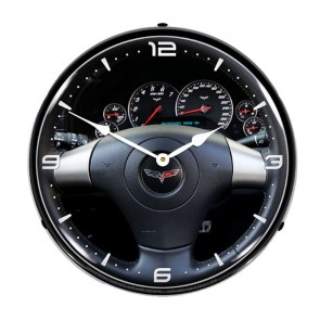 C6 Corvette Dash | LED Clock