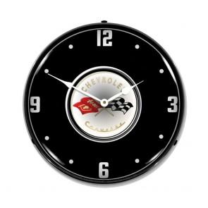 C1 Corvette | LED Clock