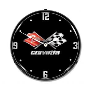 C3 Corvette | LED Clock