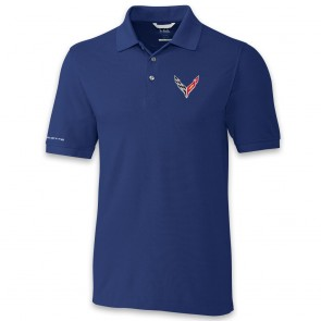 C8 Cutter & Buck | Advantage Polo - Blue
