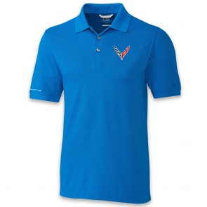 C8 Advantage Polo | Digital Blue