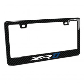 C7 ZR1 License | Plate Frame