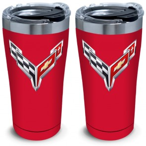 C8 Color-Matched Tervis® | 20oz Tumblers - Set of 2