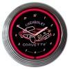 Corvette C1 | Neon Clock