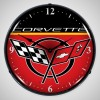 "Corvette C5 | 14"" LED Backlit Clock"