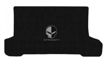 "Corvette Stingray ""Jake"" Ultimat™ Convertible Cargo Mat - Jet (2014 & up)"