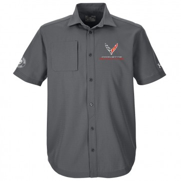 Corvette Racing C8.R | Under Armour® Button-down