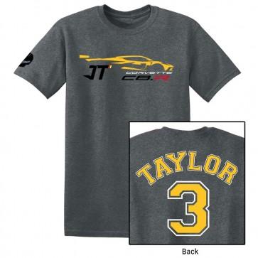 """Jordan """"Taylor 3""""   Ladies Tee"""