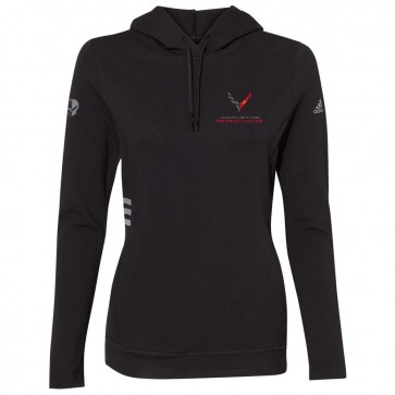Corvette Racing C8.R | Ladies Adidas® Hoodie