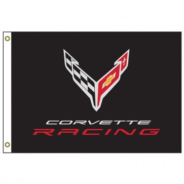 Corvette Racing C8.R | Signature Flag