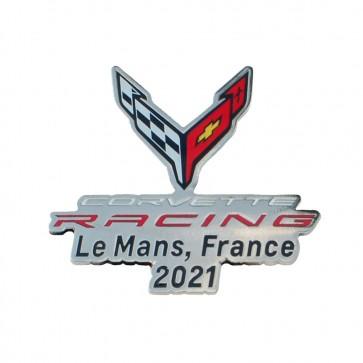 Corvette Racing   2021 Le Mans Event Pin