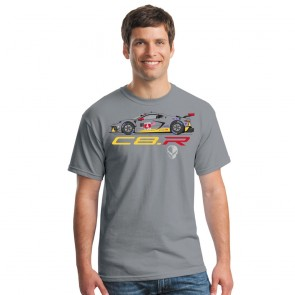 Corvette Racing C8.R | #4 Car Tee