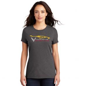 Corvette Racing C8.R | Ladies Gesture Tee