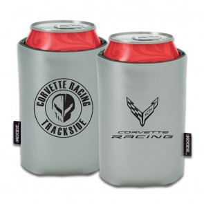 Corvette Racing C8.R | Trackside KOOZIE® - Silver