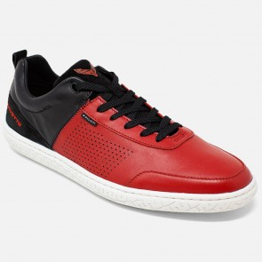 2020 Corvette Piloti Sector | Driving Shoes - Red/Black