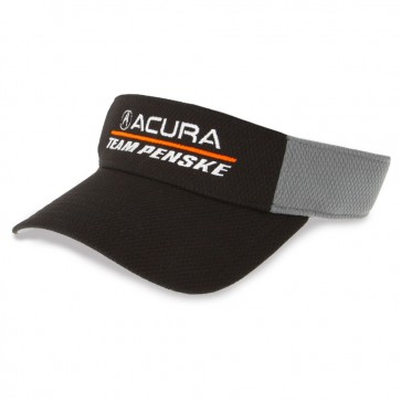 Acura / Team Penske | Trackside Visor | Black / Gray