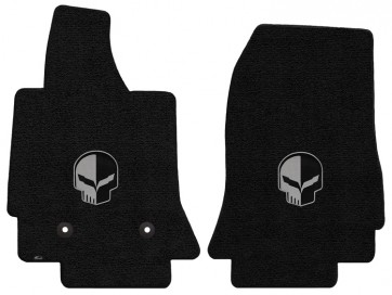 """Jake"" 2 Pc. Ultimat™ Floor Mat Set - Jet (2014 & up)"