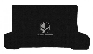 "Corvette ""Jake"" Ultimat™ Convertible Cargo Mat - Jet (2014 & up)"