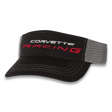 Corvette Racing C8.R | Visor - Black/Charcoal
