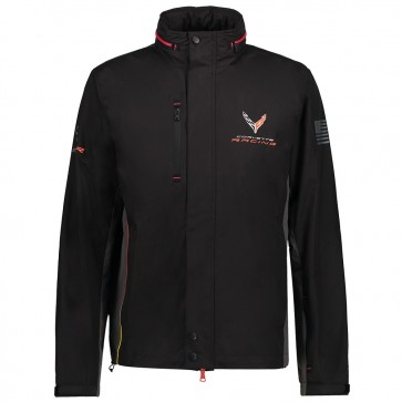 Corvette Racing C8.R | Official Team Rain Jacket