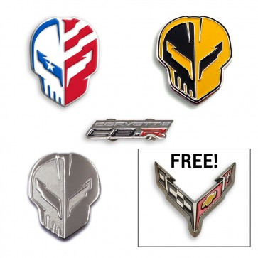 C8.R Trackside | Lapel Pin Collection