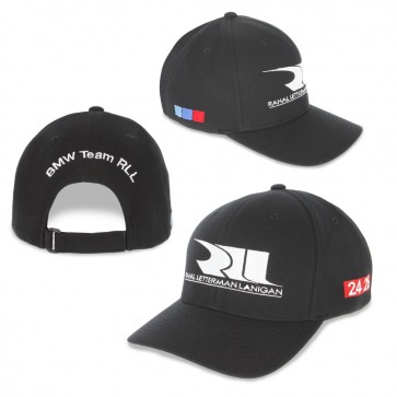 BMW / RLL | Flexfit RLL Cap | Black