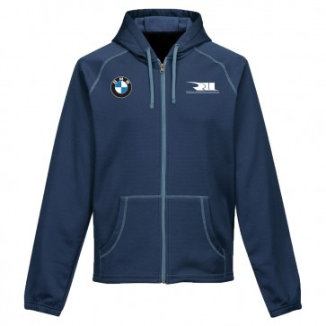 BMW / RLL | Full-Zip Jacket | Navy / Slate Blue