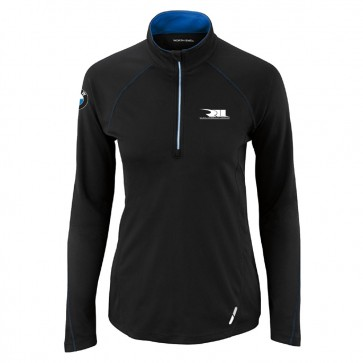 BMW / RLL Ladies Quarter-Zip Performance Fleece