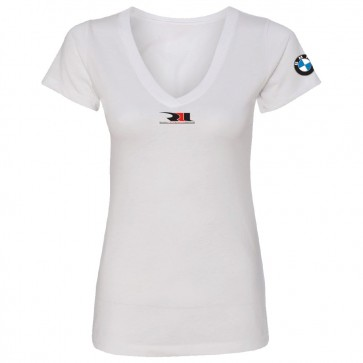 BMW / RLL | Ladies V-Neck Tee