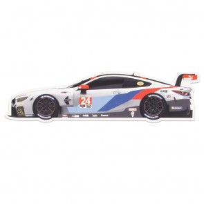 BMW / RLL | Vinyl Decal | Car # 24