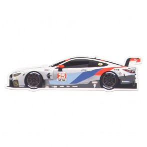 BMW / RLL | Vinyl Decal | Car # 25
