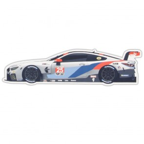 BMW / RLL | Vinyl Magnet | Car # 25